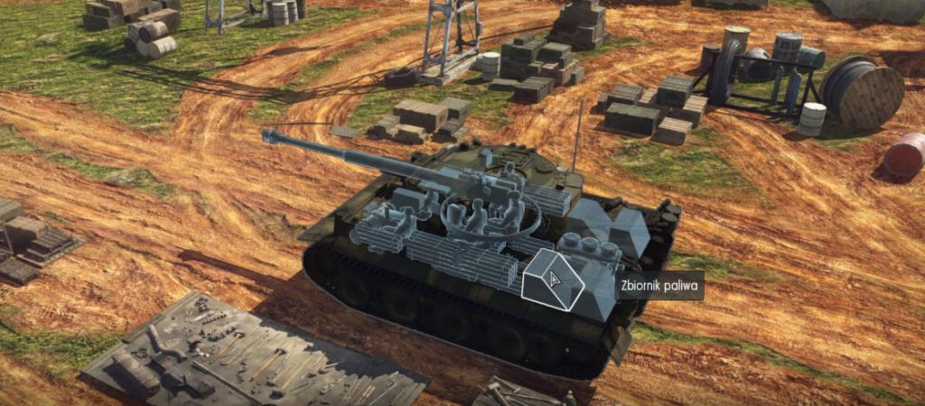 Tiger H1 - paliwo
