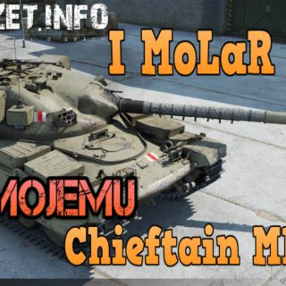 Chieftain Mk.6 – PS4 & X