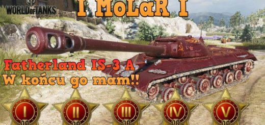Fatherland IS-3A – PS4 & X