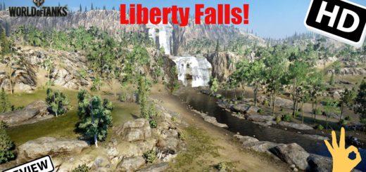 Mapa Libery Falls – PS4 & X