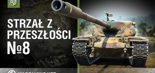 World of Tanks Polska – strzał z przeszłości №8