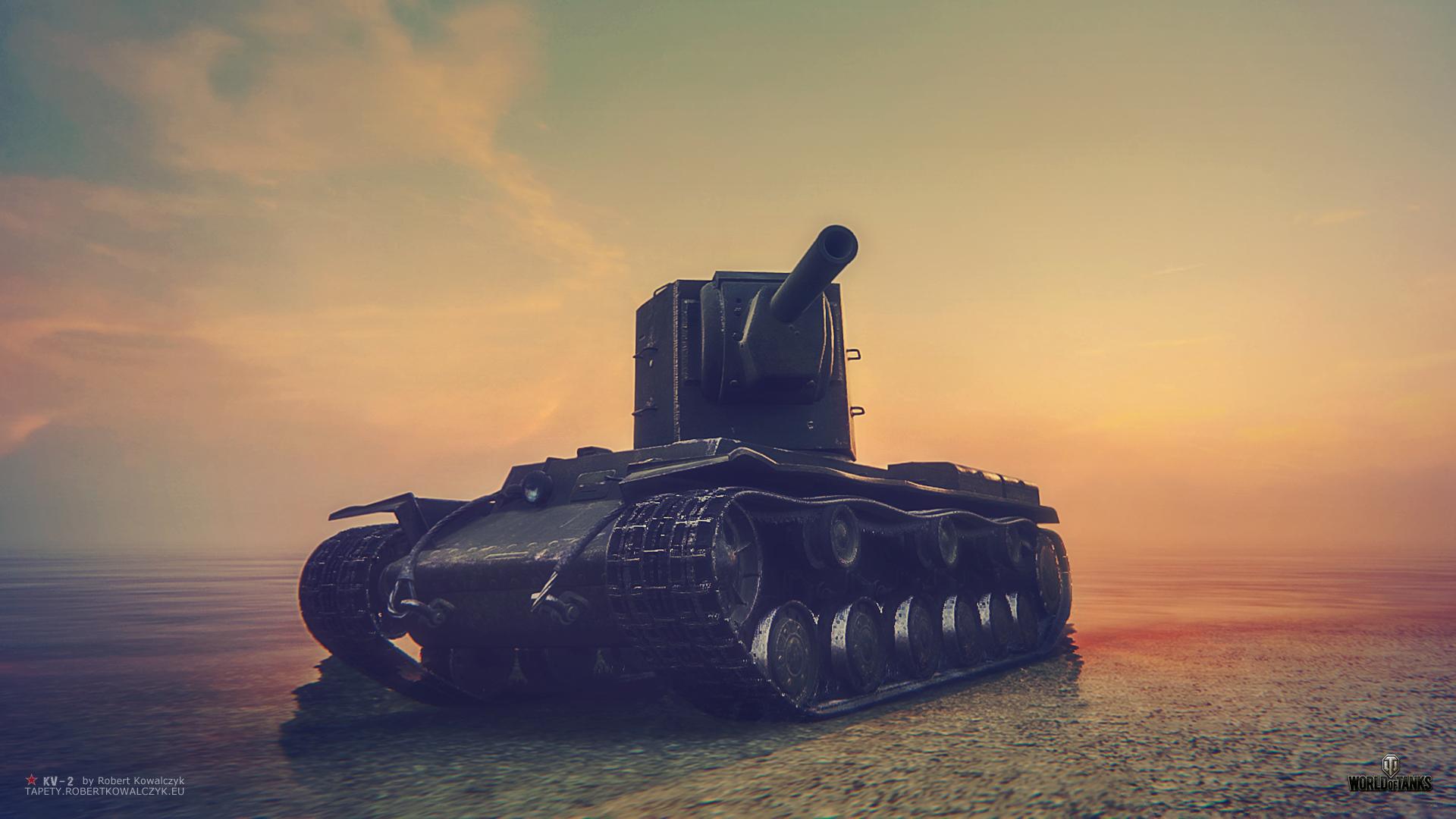 KV-2_by_Robert_Kowalczyk_RobVanErt_pl_1920x1080