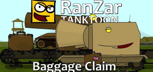 Nowy RanZar: odbiór bagażu