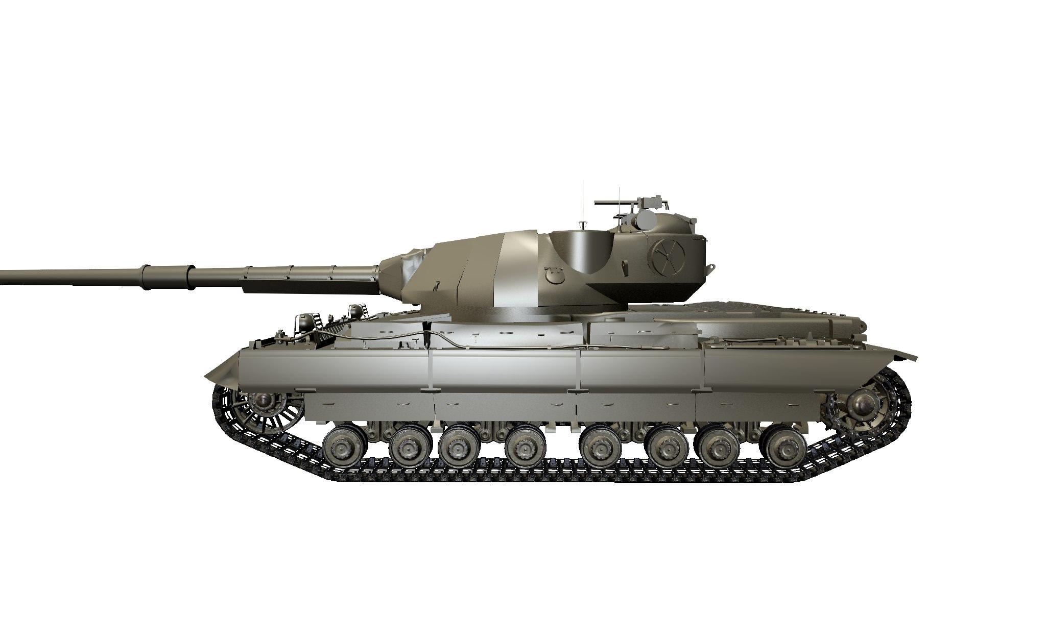 World of Tanks Supertest - Super Conqueror stats and pics ...