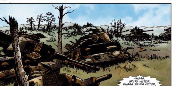 Komiks – przykladowa strona 3
