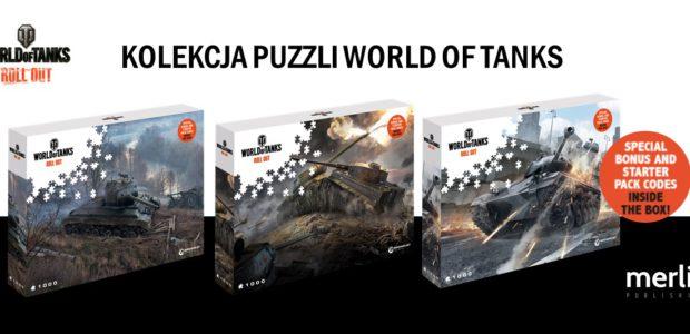 WoT puzzle – wizualizacja kolekcji