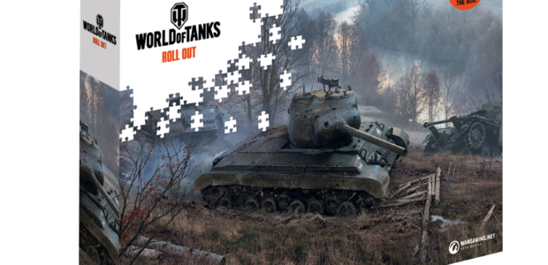 WoT puzzle – wzor 2