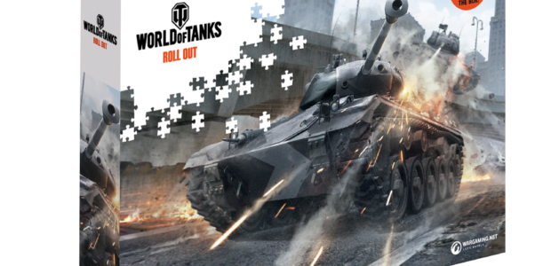 WoT puzzle – wzor 3