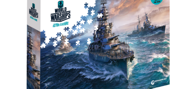 WoWS puzzle – wzor 1