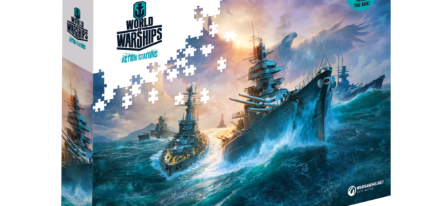WoWS puzzle – wzor 2