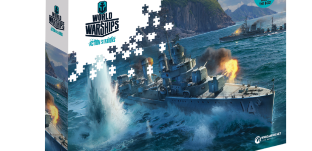 WoWS puzzle – wzor 3