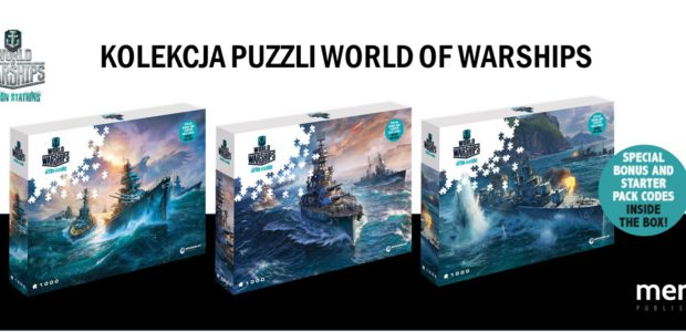 WoWs puzzle – wizualizacja kolekcji