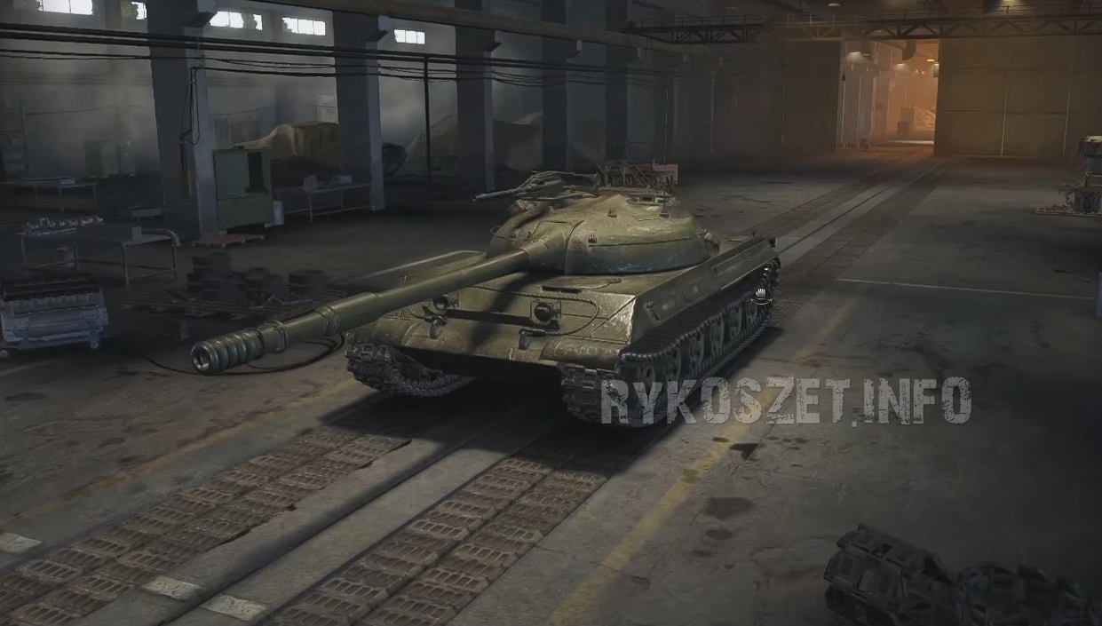 supertest: object 430u – the armored patrol