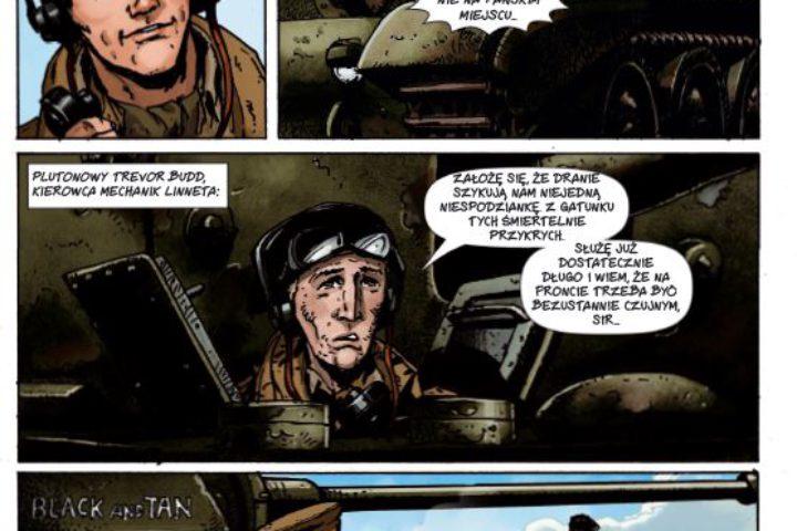 Komiks – przykladowa strona 4