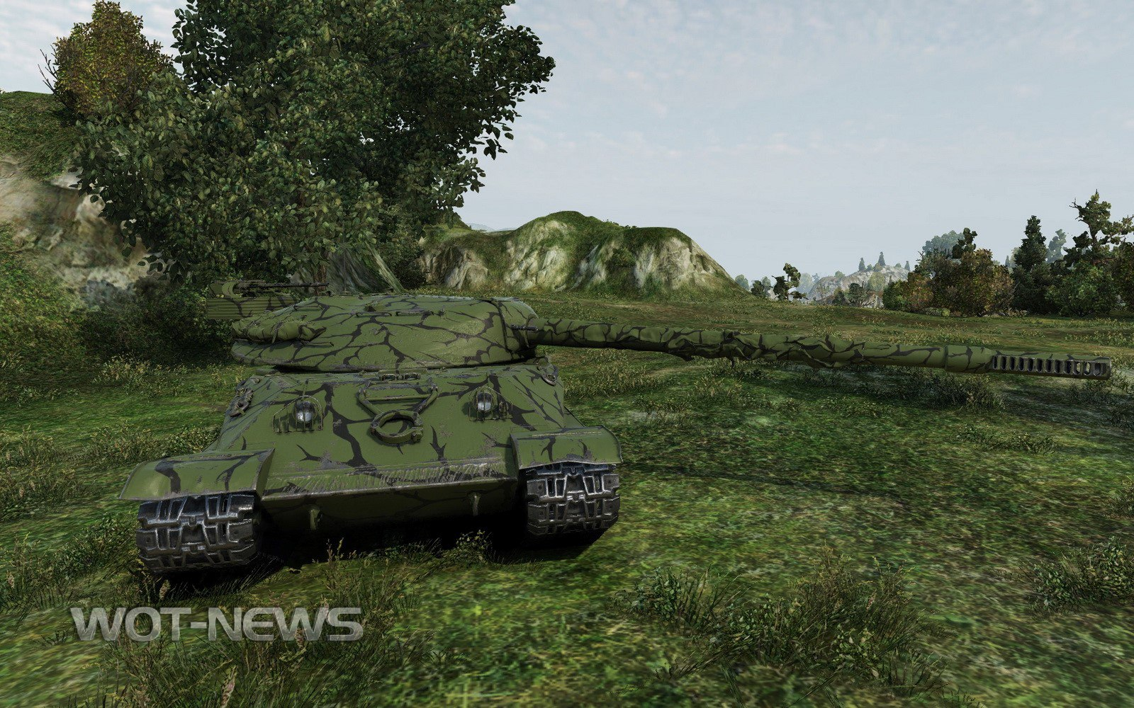 World of Tanks - Object 705A in game pictures | MMOWG net