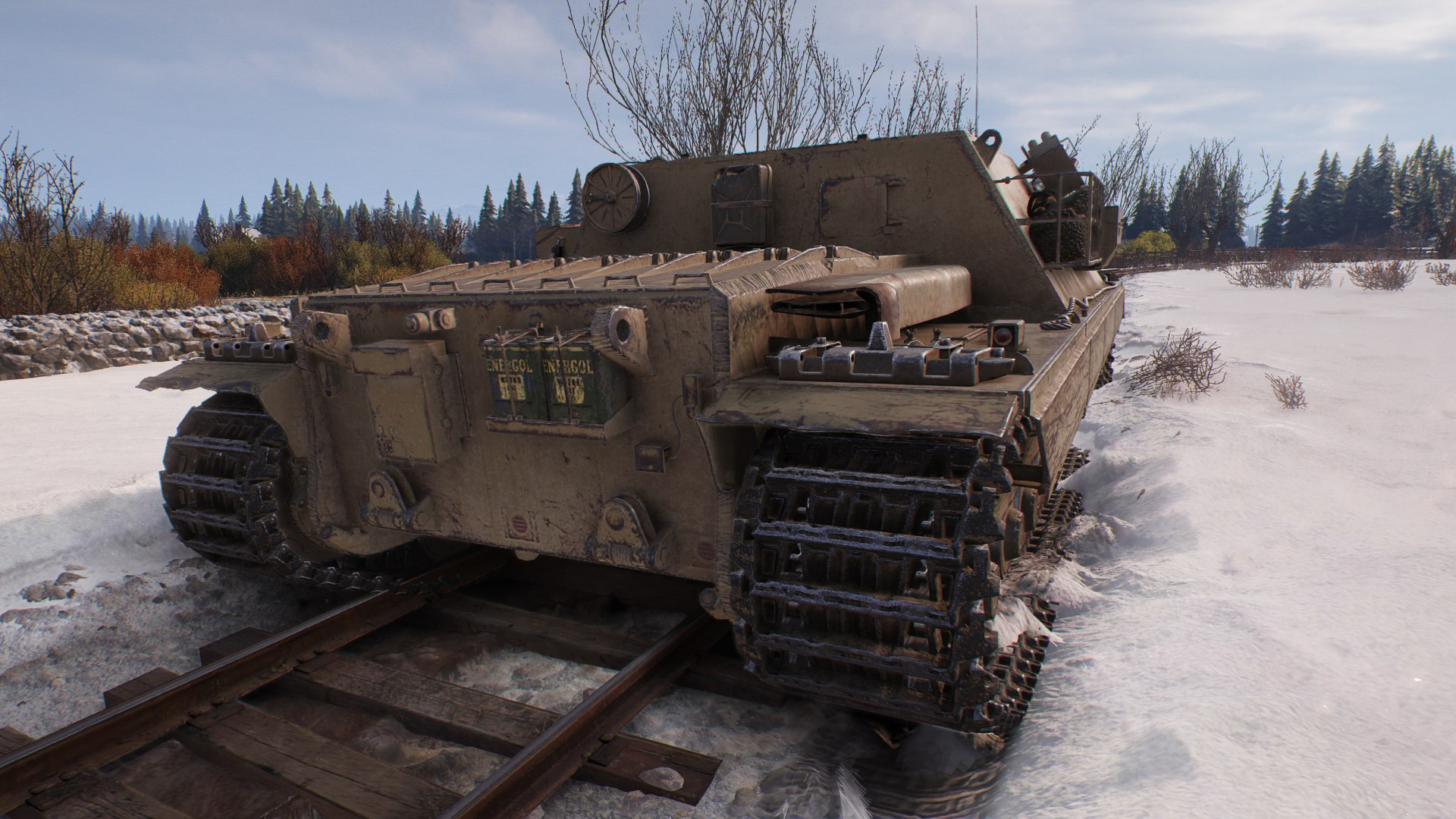 World of Tanks 9.21 common test - FV217 Badger Pictures ...
