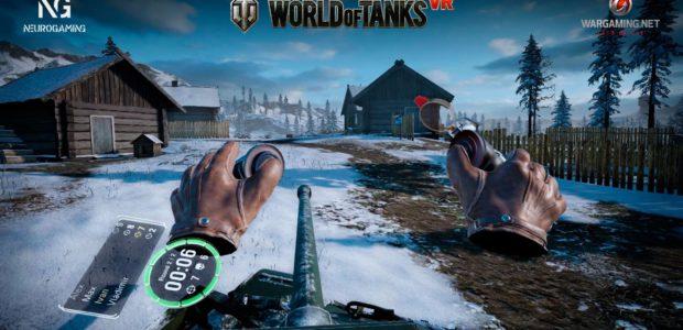World of Tanks VR (1)