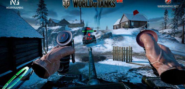 World of Tanks VR (2)