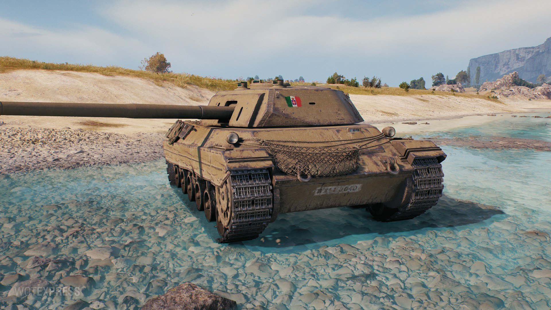 A 43 Wot the armored patrol – page 129 – wot, wows & wt: news, leaks