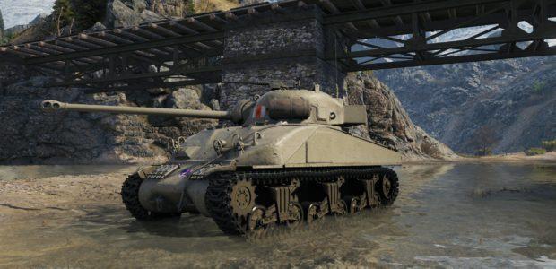 Sherman Firefly IC (1)
