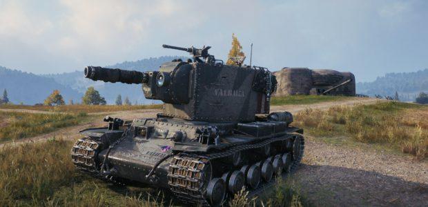 KV-2 Ragnarok (1)
