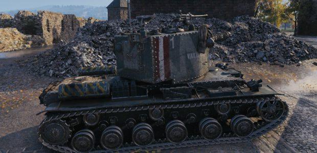 KV-2 Ragnarok (2)