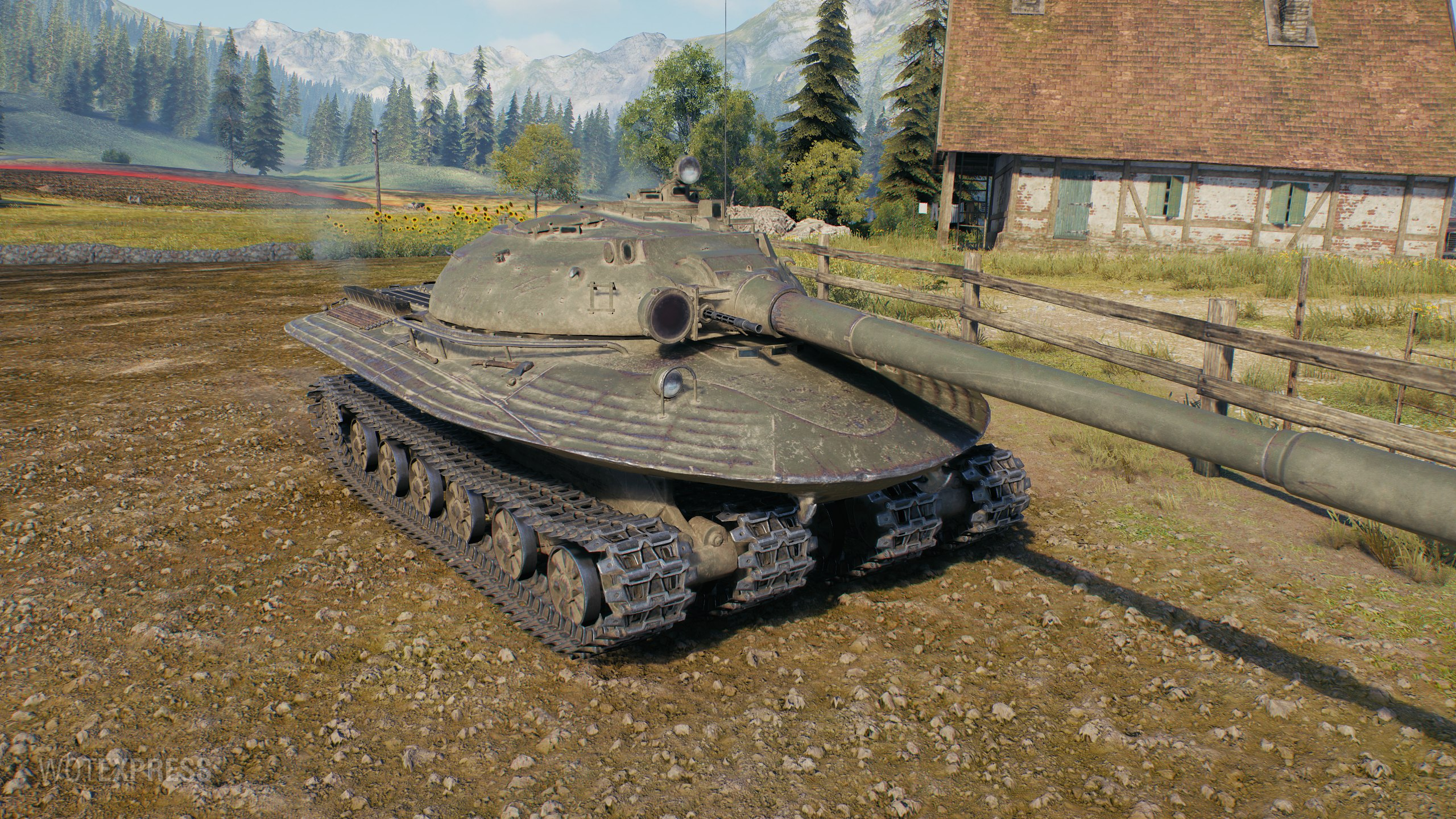 Object 279 Pictures