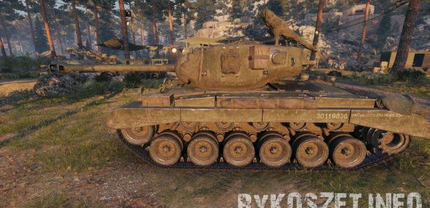 T26E3 Eagle (2)
