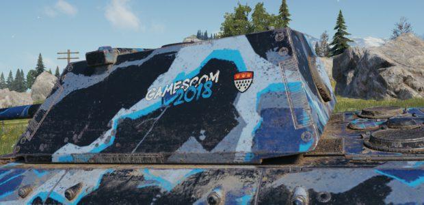Gamescom18 – zestaw stylizacyjny (2)