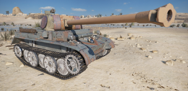 World of Tanks Mercenaries – Roundabout (Tier4TankDestroyer)