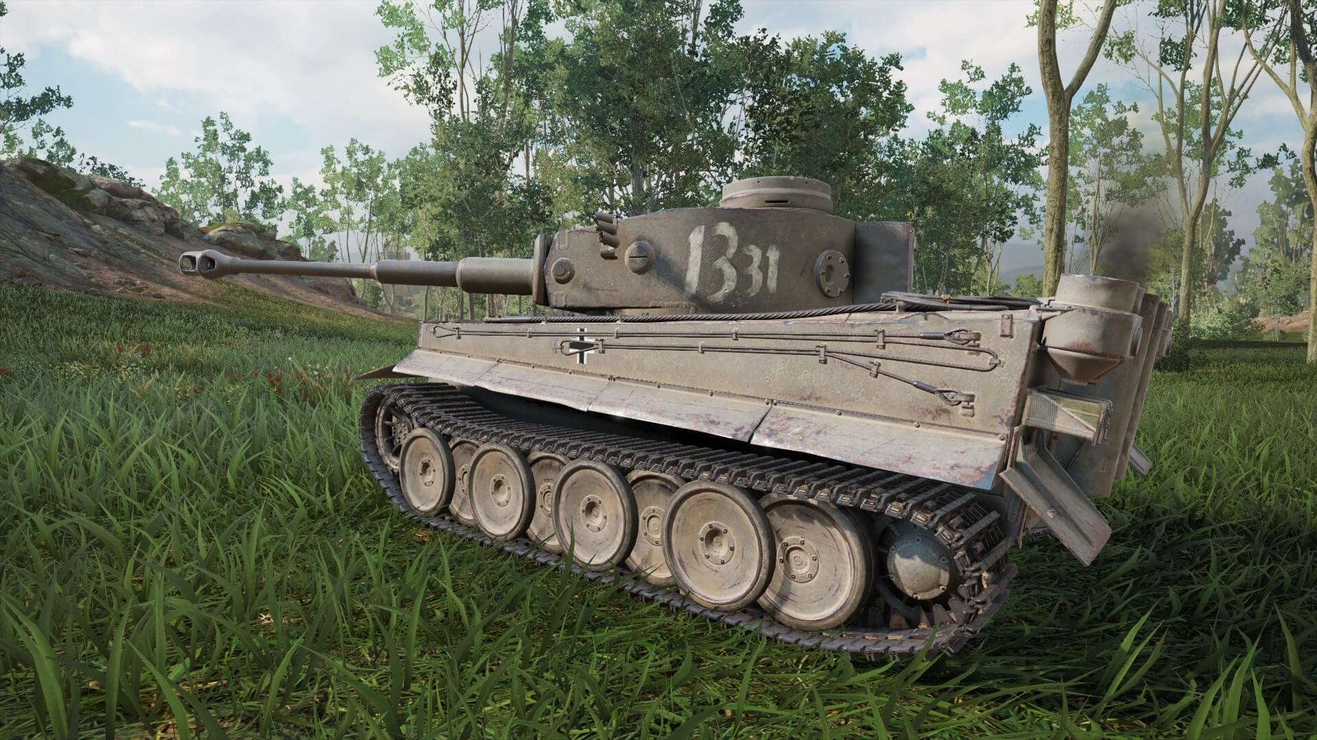World of Tanks Console - Citadel Tiger I | MMOWG net
