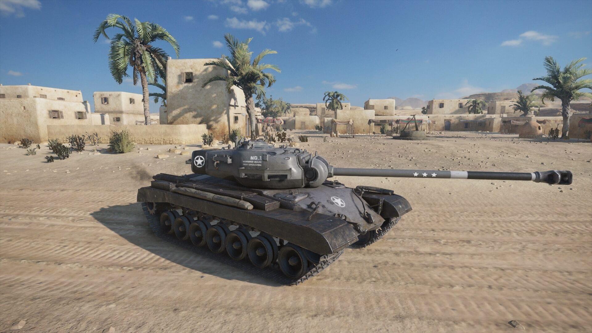 World of Tanks Console - new premium tank - T32-A proto