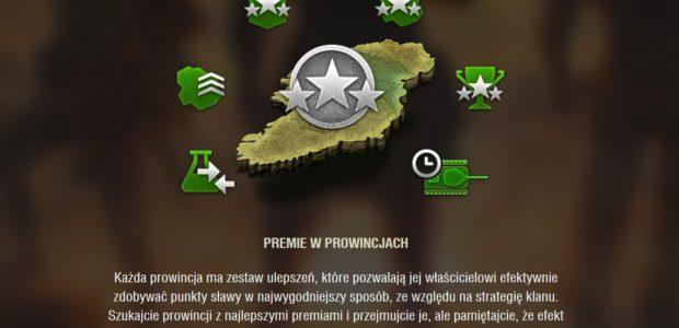 Premie w prowincjach