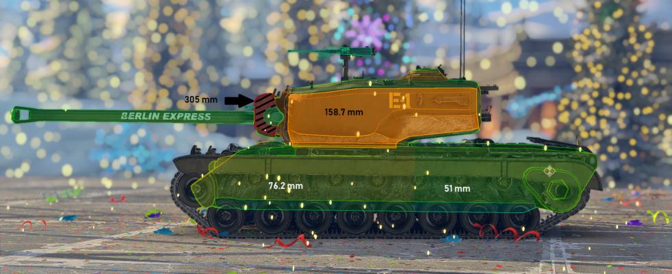 Pancerz T30