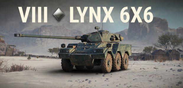 Lynx 6×6 VIII