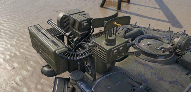 Styl 3D dla pojazdu Object 907 (7)