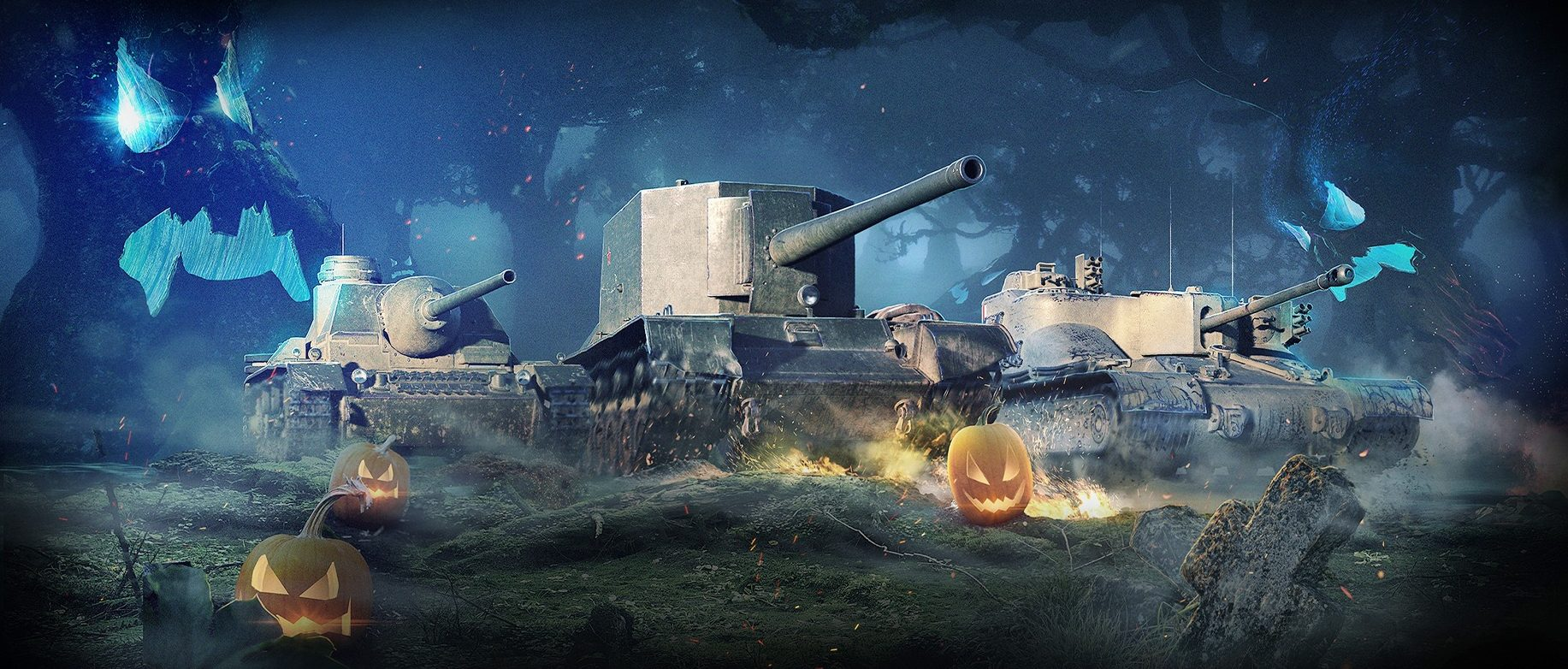 Wot Halloween Reward 2020 World of Tanks EU   Halloween Tank Rewards   missions and prizes