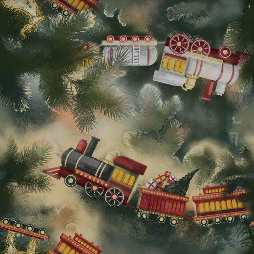 World Of Tanks Christmas Styles 2021 Holiday Ops 2021 Armored Train Style Set Pictures The Armored Patrol